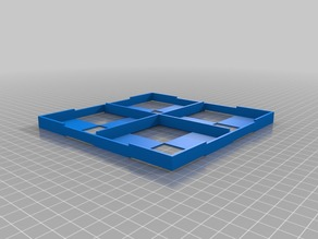 Chess Board for Dual Extrusion