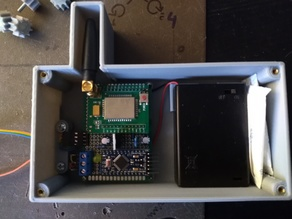 Arduino GSM alarm
