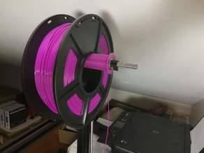 Perfect (to me) U30 spool holder