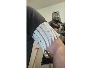 sabretooth armband