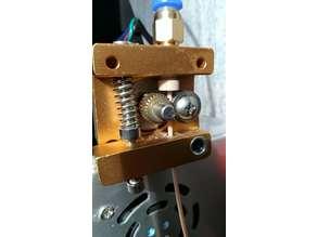 MK8 Extruder filagment guider for remote