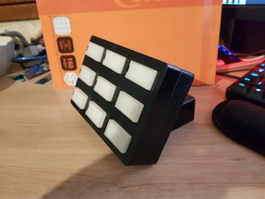 Stream Deck DIY ( Launch pad )