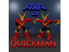 QuickMan MEGAMAN2