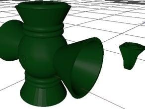 Original Green Lantern Power Battery and Ring