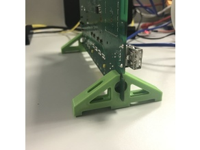 A Simple PCB Holder