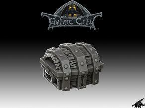 Gothic City Chest C - Our New KICKSTARTER is Now LIVE!!!!