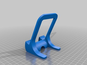 Cell Phone Bed Stand with center hole