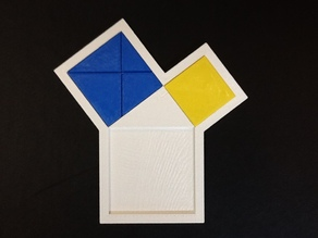 Pythagorean Theorem Puzzle #1