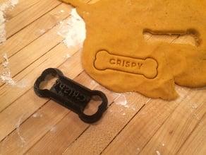 """""""Crispy"""" Dog Biscuit"""