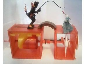 Khazad Dum Automaton