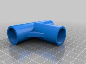 PVC Raccord en T 20mm