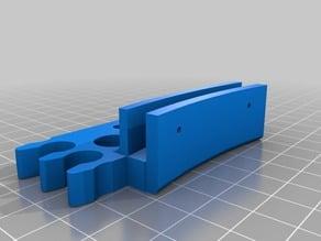 Allen Key and primer tube holder for hornady LNL / dillon case feeder