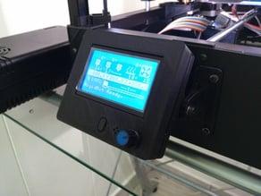 Rigidbot Smart LCD Bracket