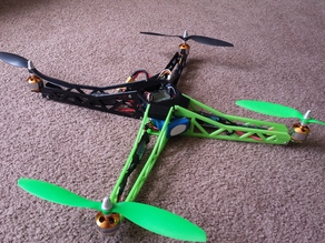 MultiRotor with a Sickness