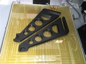 GEEETech i3 Filament Spool Holder