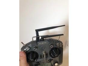 Taranis QX7 External Antenna Support