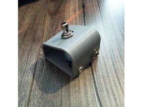 Tap Foot Switch For Audio Gear and Guitar Pedals