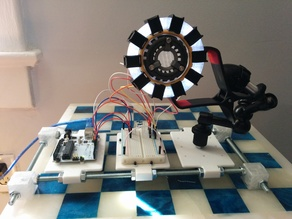 The qInch Project : Arduino Testing Rig