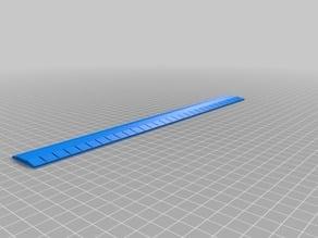 Metric 30cm Ruler