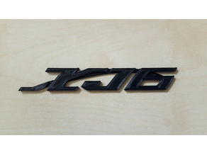 Yamaha XJ6 Logo