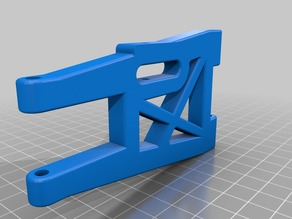 Bycmo reinforced suspension arm