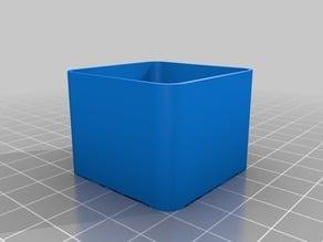 Test box 40x40x30x1,2mm