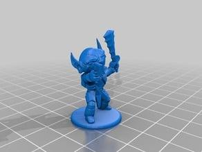 Spacegoblin (Starfinder)