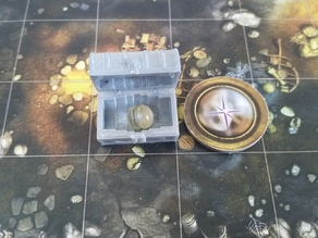Descent 2nd ed. Chest Mini as Search Token Proxy