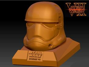 Star Wars Ep7 New Storm Trooper Helmet