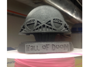Hall of Doom with base