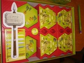 Meeple War box insert