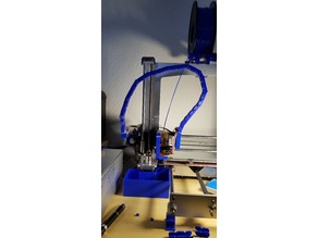 Geeetech Prusa I3 Aluminium Pro - Cable Chain