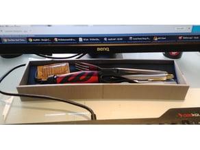 Pen holder for BenQ XL2420T