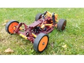 3DRC 2WD Buggy 1:16 Car