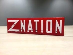Z Nation - Main Title Logo