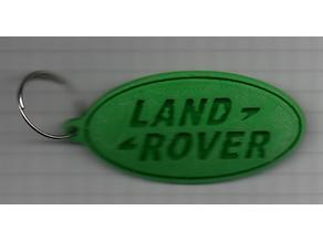 Land Rover keyholder