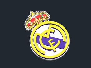 Real Madrid CF - Logo
