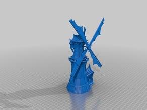 Optimised fantasy windmill