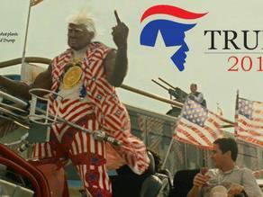 Trump 2016 Presidential Campaign Pin Make America Great Again!!!!