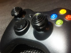 KillStix - XBOX 360 - Pro Game Controller Stick Extenders