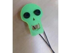 Skull bud
