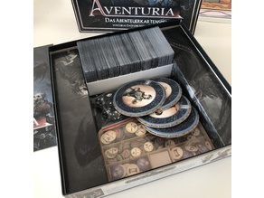 Aventuria Card Organizer
