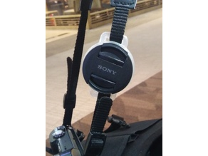lens cover holder (40.5mm)