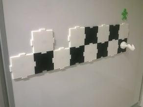 Chess board piece 2