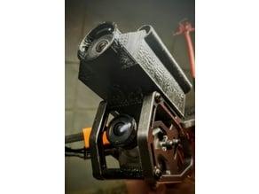 Runcam2 protective mount for Geprc kx5