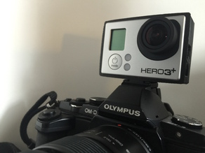 GoPro Hot Shoe Mount