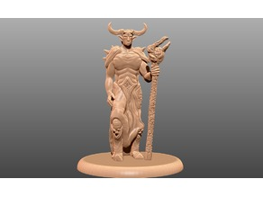 Asmodeus - Tabletop Miniature