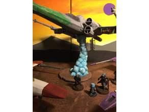 Flying Model Base (100mm)