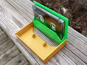 Cassette Tape Case / Holder