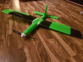 Plane Doe // Printable RC Plane